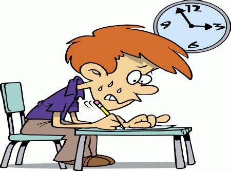 Law exam essay writing system